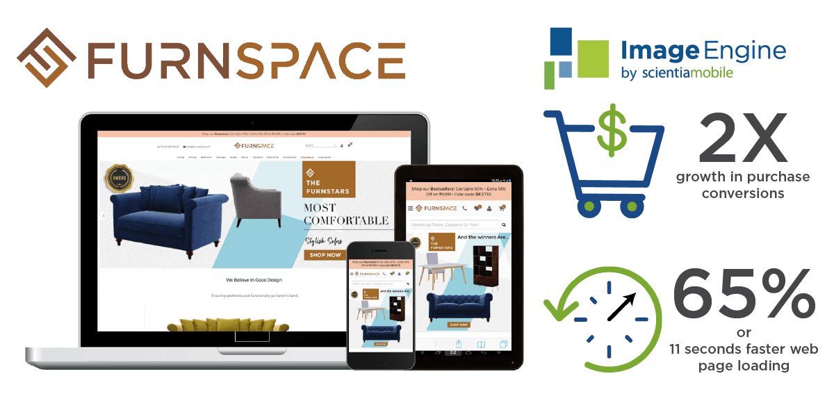 Furnspace Case Study Image Optimization
