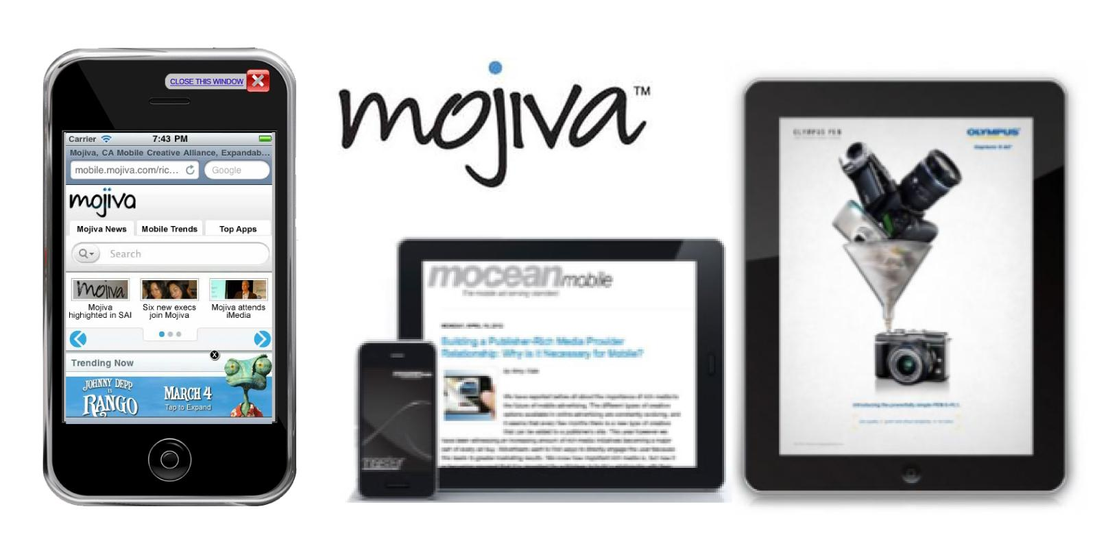 Mojiva Advertising device detection