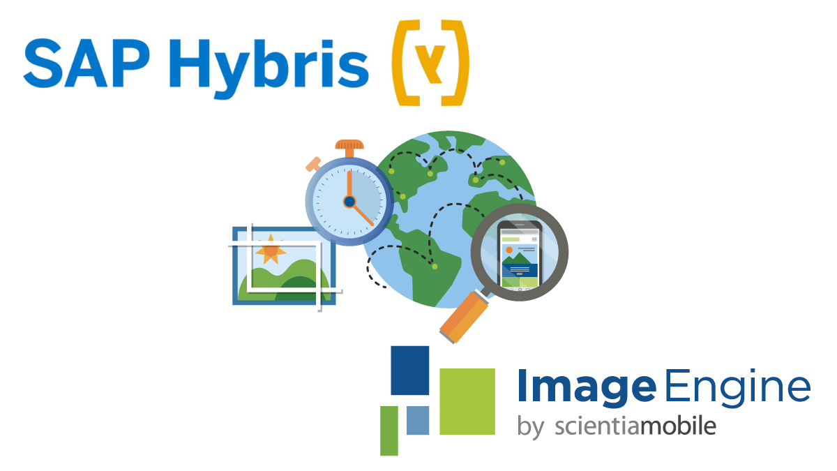 Hybris image optimization with ImageEngine