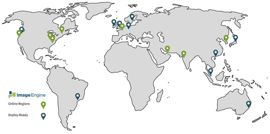 ImageEngine Global CDN
