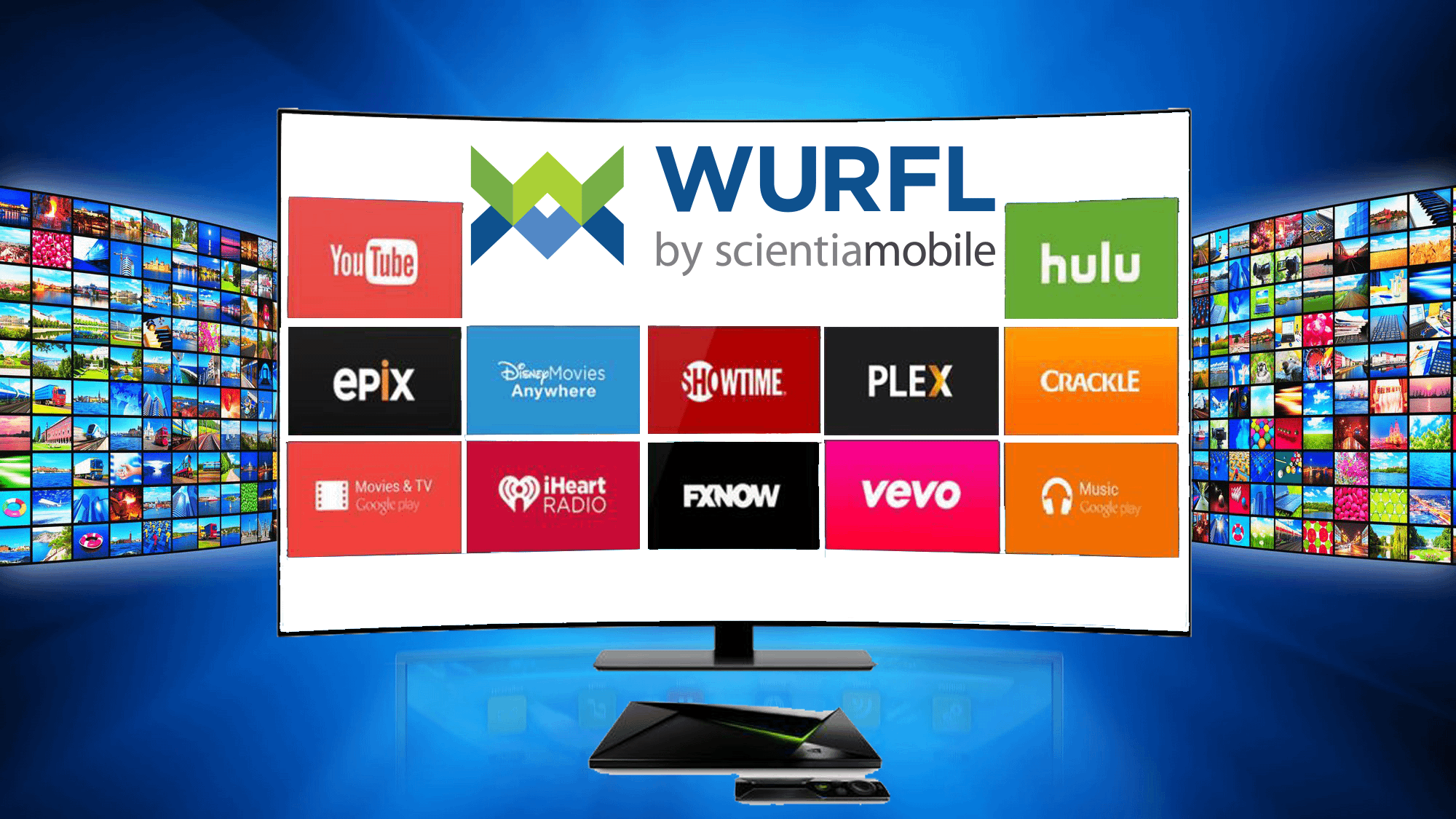 Connected TV Smart TV and OTT video