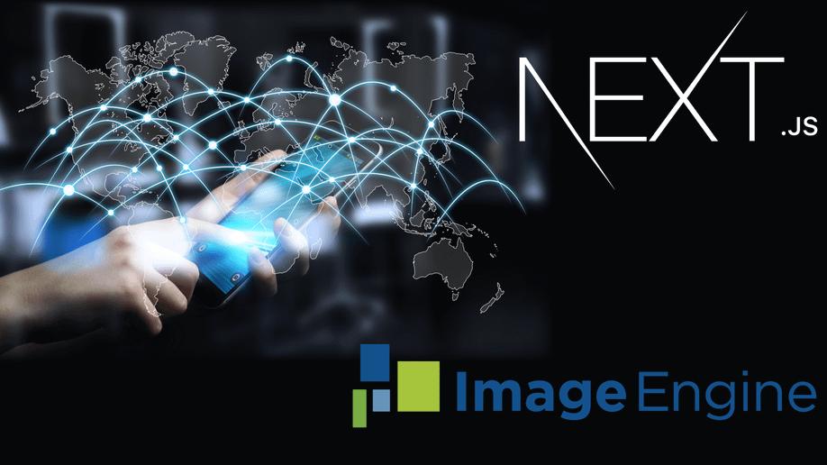 Next js and ImageEngine