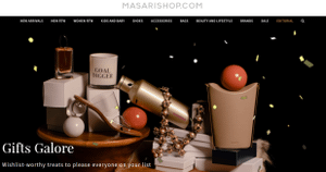 MASARISHOP.COM – Case Study
