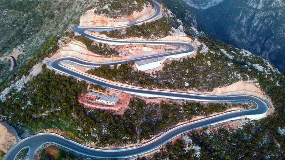 Image Optimization is like a curvy mountain road